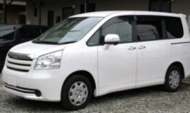 Toyota Voxy Noah 5Seater