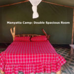 Budget camp in Masaimara