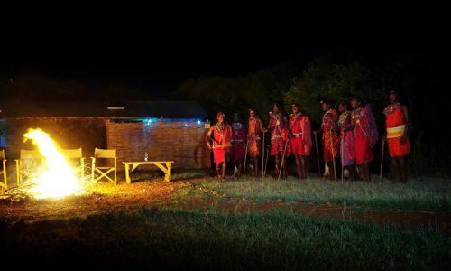 Talek Bush Camp , Masai Mara