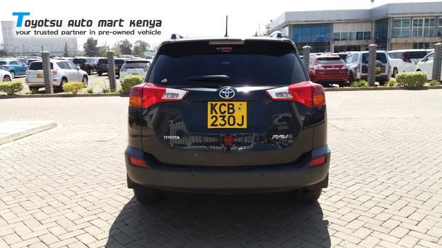 Toyota Rav4_4wd SUV Kenya