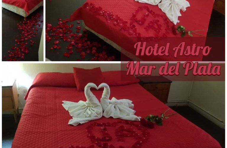 Hotel Astro Twin Room
