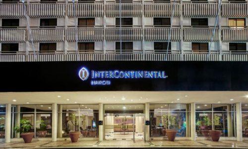 Inter Continental Hotel Nairobi