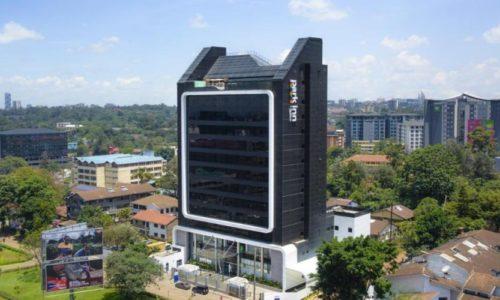 Park in Hotel nairobi
