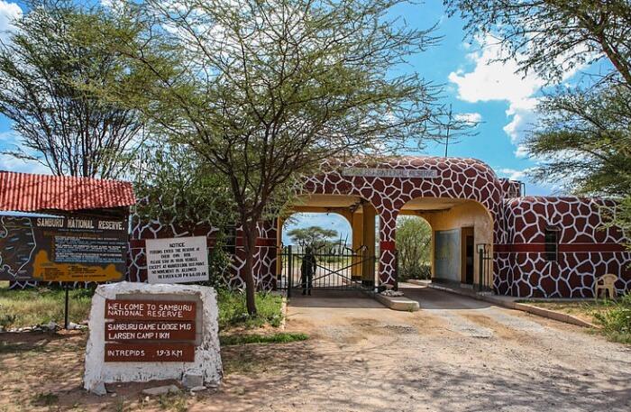 samburu national -reserve