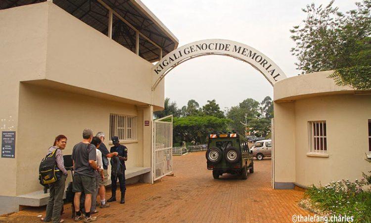 kigali genocide memorial tour