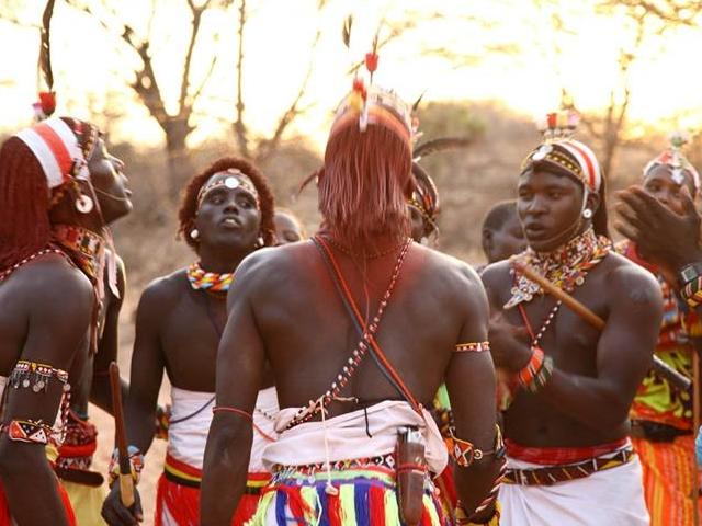 4 days Maasai Mara Game Reserve