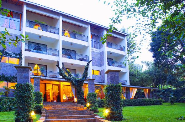 Nairobi Hotel / Accommodation